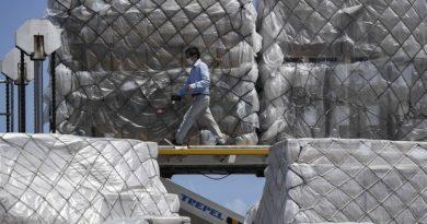 Китай начал отправку медицинских масок в регионы Дальнего Востока в ответ на помощь России
