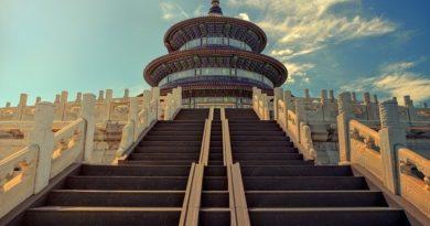 Китай: туристы заполонили недавно открывшиеся достопримечательности