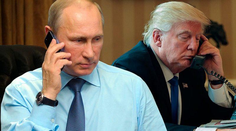 Китайский вирус дал стимул отношениям России и США