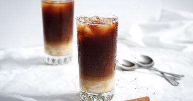 Коктейль из кофе и рома
