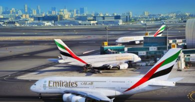Компания Etihad и Emirates приняли решение возобновить полеты