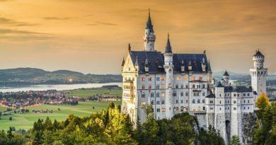 Лучшие замки Германии