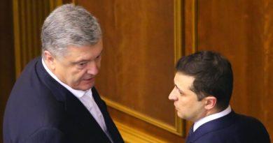 """Новый """"честный"""" президент. Как коррупция поглотила команду Зеленского"""