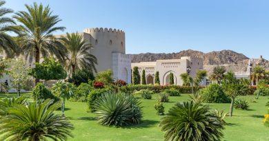 Оман закрывает свою столицу от внешнего мира