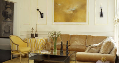 Правила эргономичного расположения мебели в гостиной