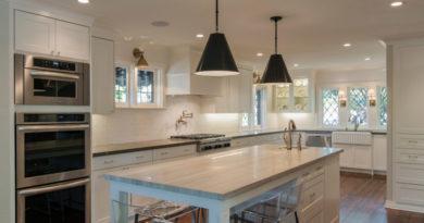 Встраиваемая техника на кухне: все за и против