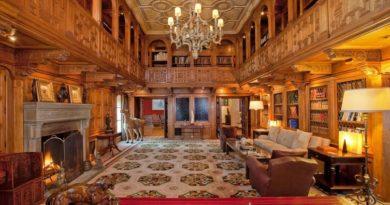 10 самых дорогих частных домов в мире