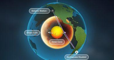 Аномалии в ядре Земли объяснили новой теорией
