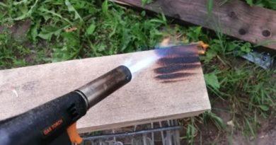 Браширование древесины, простой способ