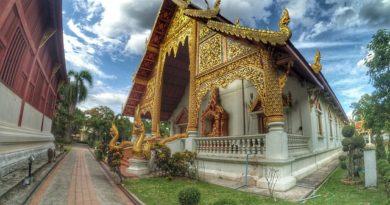 Город Чиангмай (Таиланд) — отдых и достопримечательности