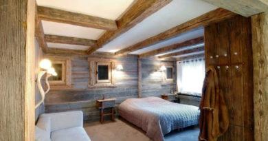 Как поднять низкий потолок в деревянном доме?