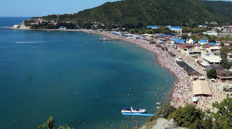 Лучшие пляже одного из самых популярных курортных поселков Краснодарского края