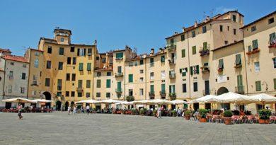 Лукка (Италия) — город музеев, древностей и фестивалей