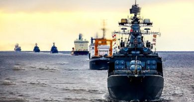 Новая тактика: в США обеспокоены активностью России в Арктике