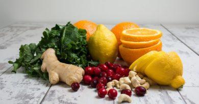 Правильное питание для заряда бодрости
