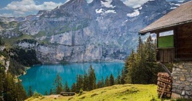 Швейцария намерена открыть границы с соседями в середине июня