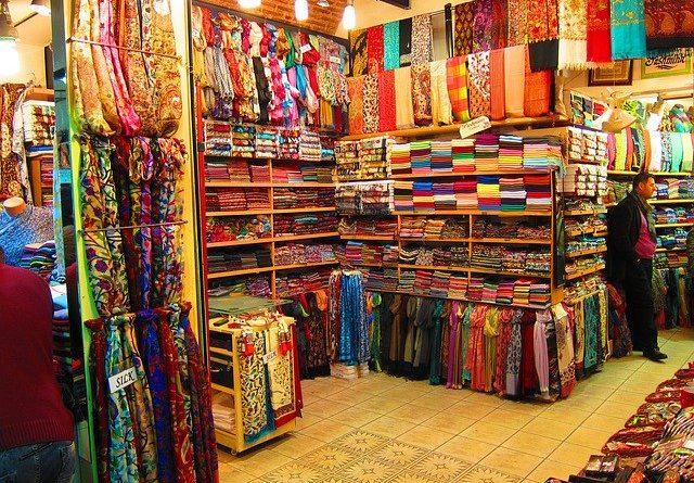 Стамбул: Гранд-базар откроется с 01.06.2020