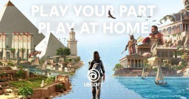 Ubisoft бесплатно отдает тур в Assassin's Creed Origins и Odyssey