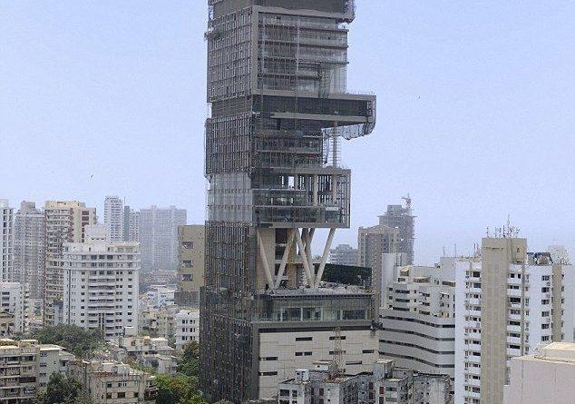 """Частный """"коттедж"""" высотой 173 метра и размером с Ватикан"""