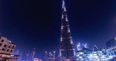 Дубай начнёт принимать иностранных гостей с 07.07.2020