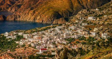 Греция открыла границы для иностранных гостей