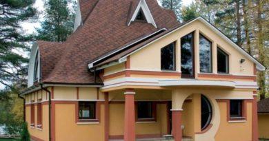 Как правильно сделать крышу дома, чтобы она не текла?