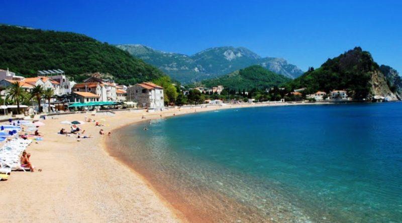 Отдых в Черногории — пляжный курорт Петровац