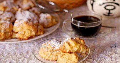 Печенье «Яблочко»