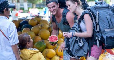Русские туристы шокируют иностранцев