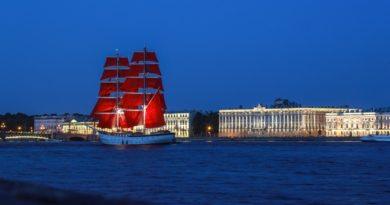Санкт-Петербург: «Алые паруса» проведут в телевизионном формате