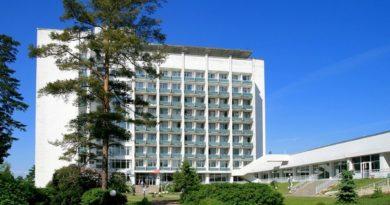 Санкт-Петербург: санатории возобновляют свою работу