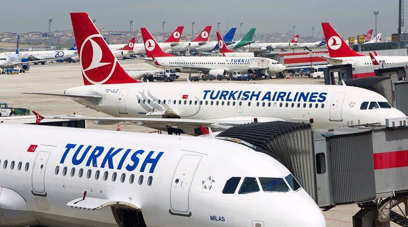 Turkish Airlines: скидка 40% на билеты врачам со всего мира