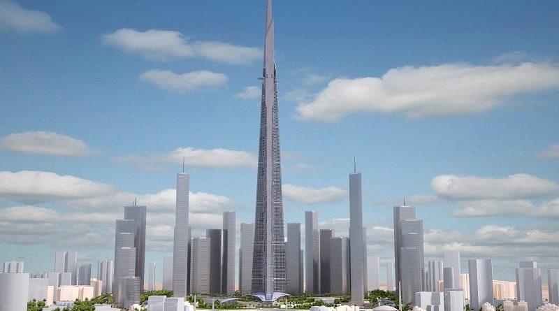 Вертикальный километр - Jeddah Tower