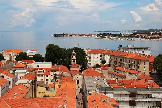Задар (Хорватия) — отдых на Адриатическом море