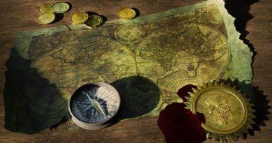 10 ненайденных древних сокровищ