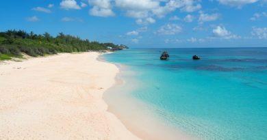 Бермудские острова откроются для туристов с 01.07.2020