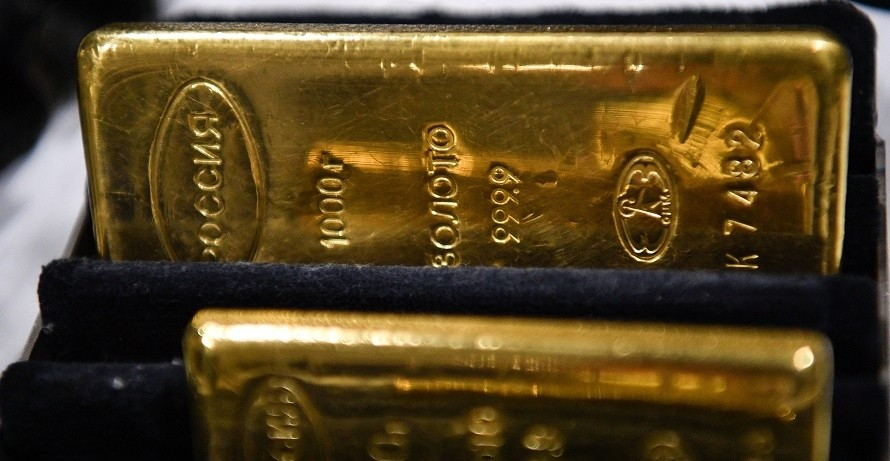 Цены на золото бьют рекорды