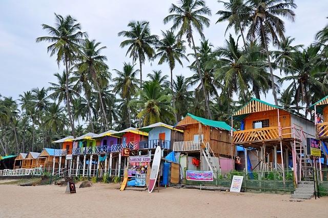 Гоа открыт для внутренних туристов