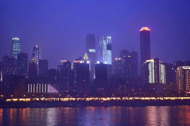 Китай: в стране появился первый горизонтальный небоскрёб