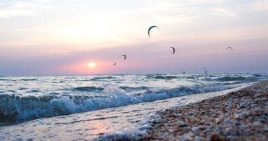 Курорт Ейск — лучшие пляжи для отдыха с детьми
