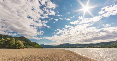 Курортный отдых в Венгрии на берегу озера или реки