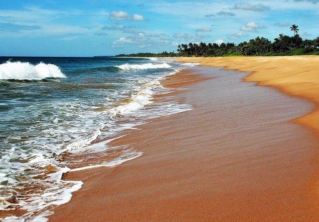Лучшие пляжи и курорты Шри-Ланки, отдых на море