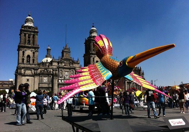 Малоизвестные факты о столице Мексики