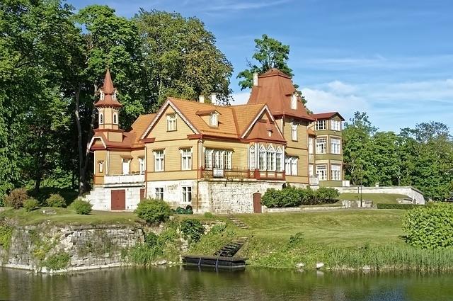 Остров Сааремаа (Эстония) — достопримечательности