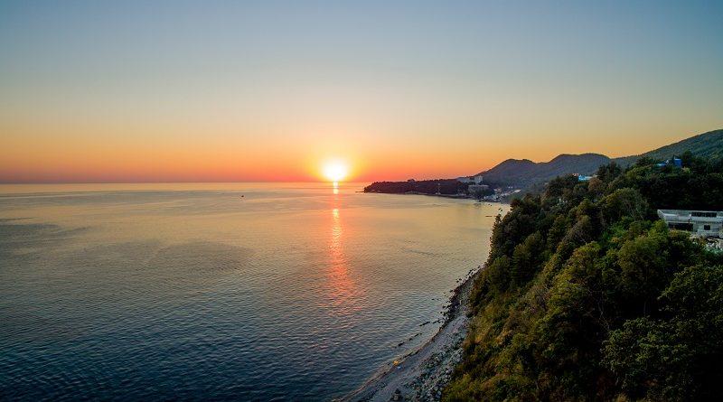 Отдых на Черном море в Туапсе — достопримечательности и развлечения