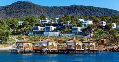 Пляжный отдых на курорте Бодрум (Турция) — Эгейское море