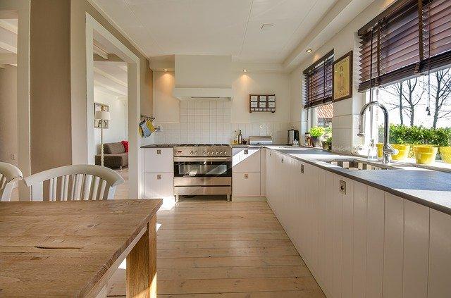 Правильная эргономика кухни — облегчаем работу и уборку