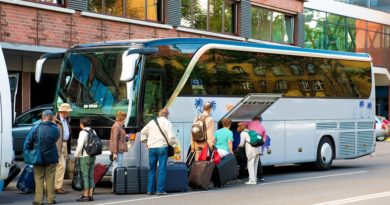 Путешествия на автобусе: популярные направления в России
