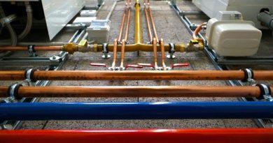 Этапы монтажа системы отопления в частном доме