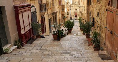 Валетта (Мальта) — старинный город-крепость